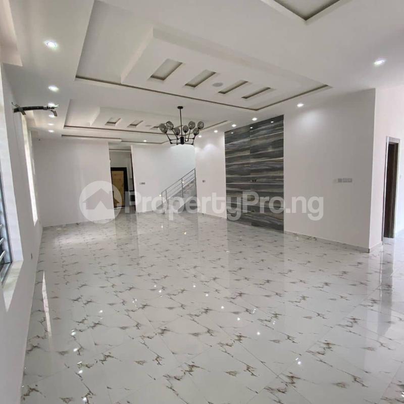 5 bedroom Detached Duplex House for sale Lakeview Estate chevron Lekki Lagos - 7