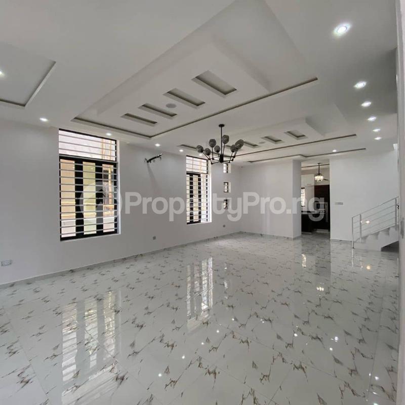 5 bedroom Detached Duplex House for sale Lakeview Estate chevron Lekki Lagos - 2
