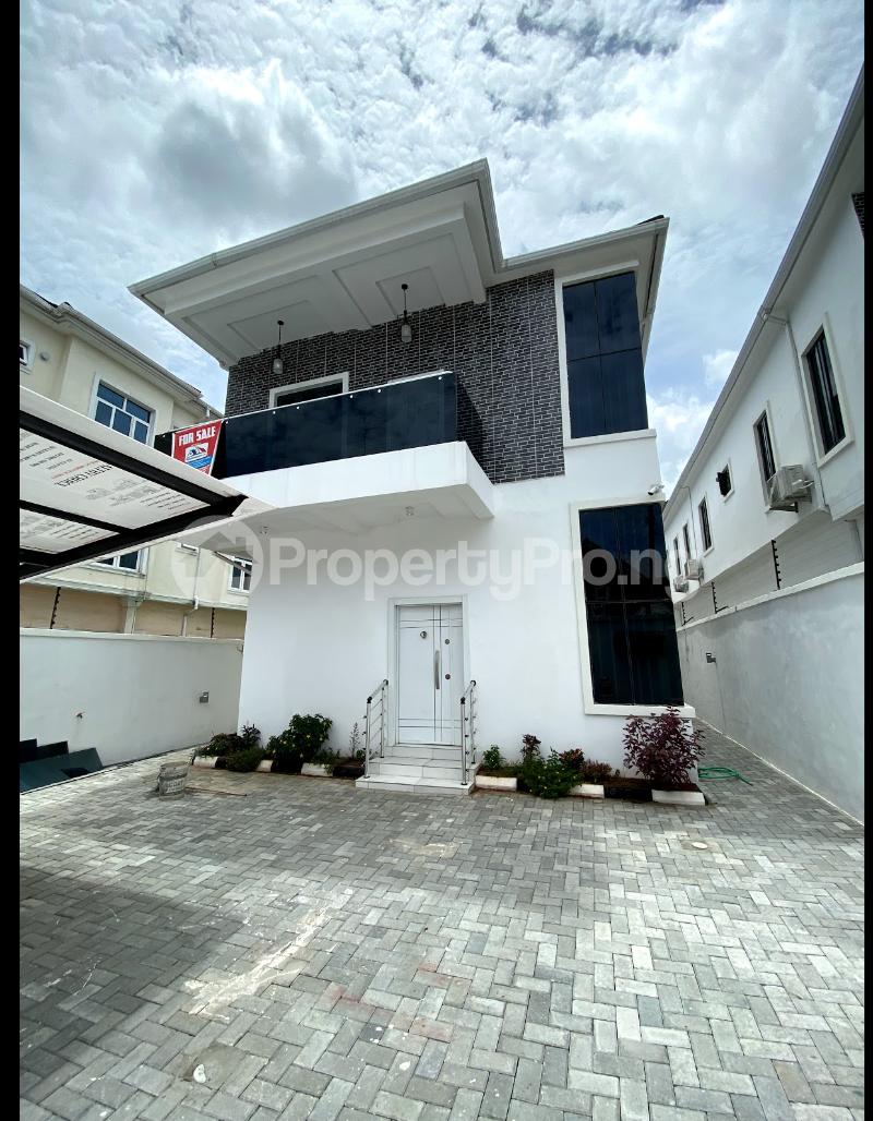 5 bedroom Detached Duplex House for sale Osapa london Lekki Lagos - 0
