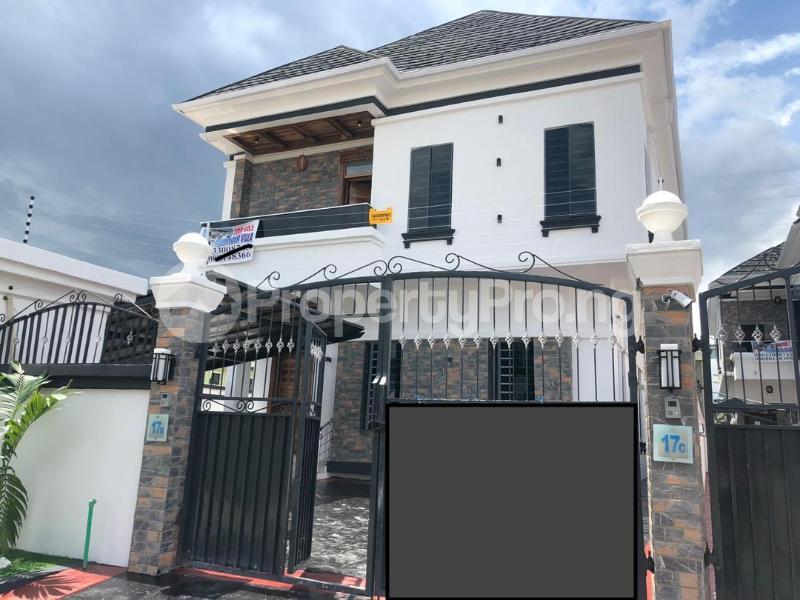 5 bedroom Detached Duplex House for rent Ikota Lekki Lagos - 0