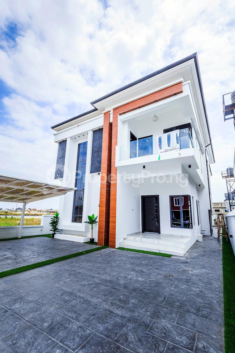 5 bedroom Detached Duplex House for sale Megamound Lekki Lagos - 2