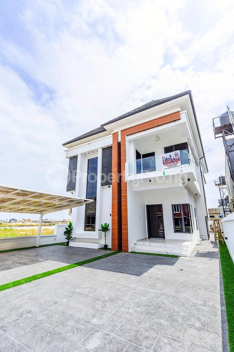 5 bedroom Detached Duplex House for sale Megamound Lekki Lagos - 19