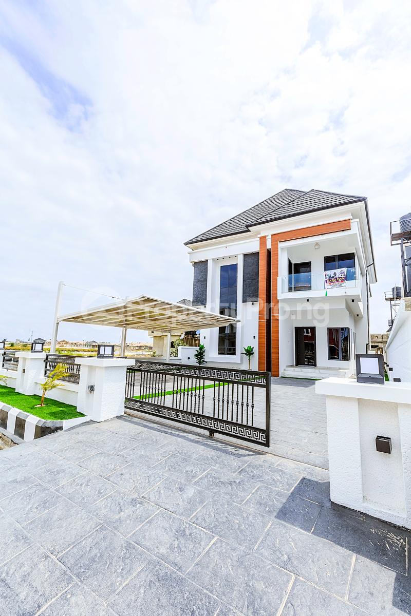 5 bedroom Detached Duplex House for sale Megamound Lekki Lagos - 20