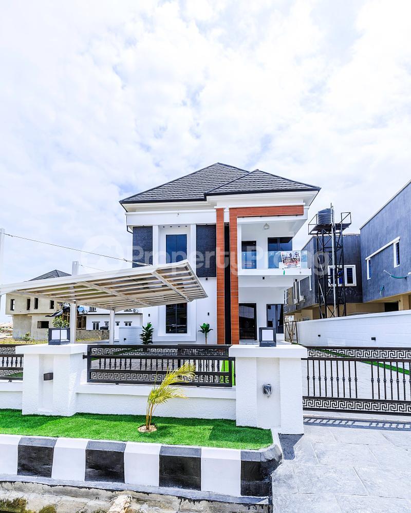 5 bedroom Detached Duplex House for sale Megamound Lekki Lagos - 21