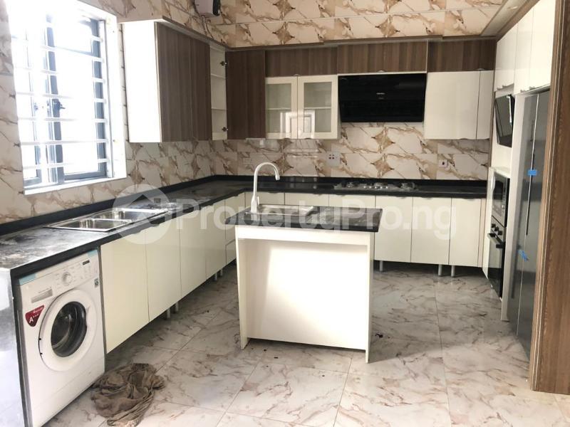 5 bedroom Detached Duplex House for rent Ikota Lekki Lagos - 4
