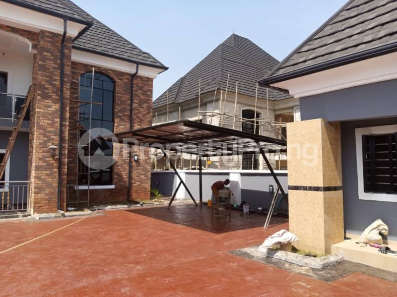 Detached Duplex House for sale MARIAM BABANGIDA AXIS, ASABA DELTA STATE Asaba Delta - 0