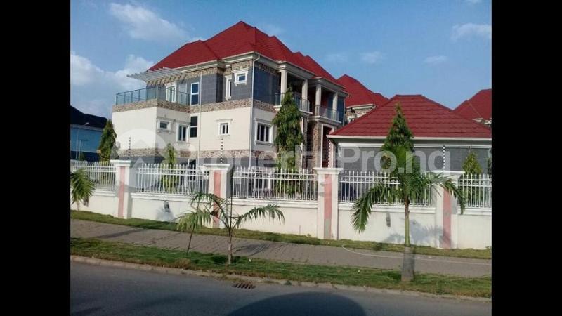 5 bedroom Massionette House for sale Isa Mohammed Street Asokoro Abuja - 0