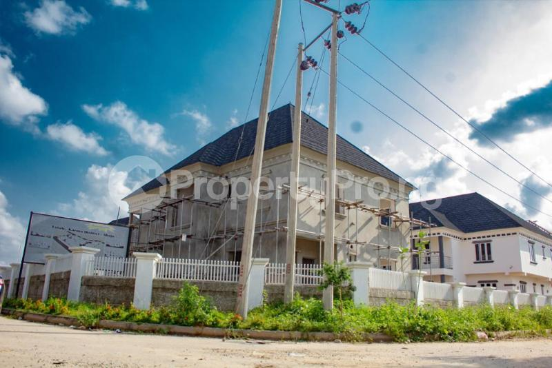 5 bedroom Semi Detached Duplex House for sale Y.m baba Crescent, Karmo District Karmo Abuja - 11