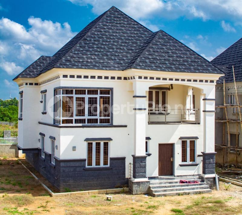 5 bedroom Semi Detached Duplex House for sale Y.m baba Crescent, Karmo District Karmo Abuja - 16