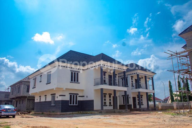 5 bedroom Semi Detached Duplex House for sale Y.m baba Crescent, Karmo District Karmo Abuja - 8