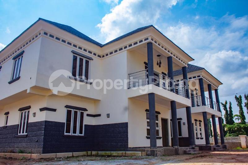 5 bedroom Semi Detached Duplex House for sale Y.m baba Crescent, Karmo District Karmo Abuja - 1