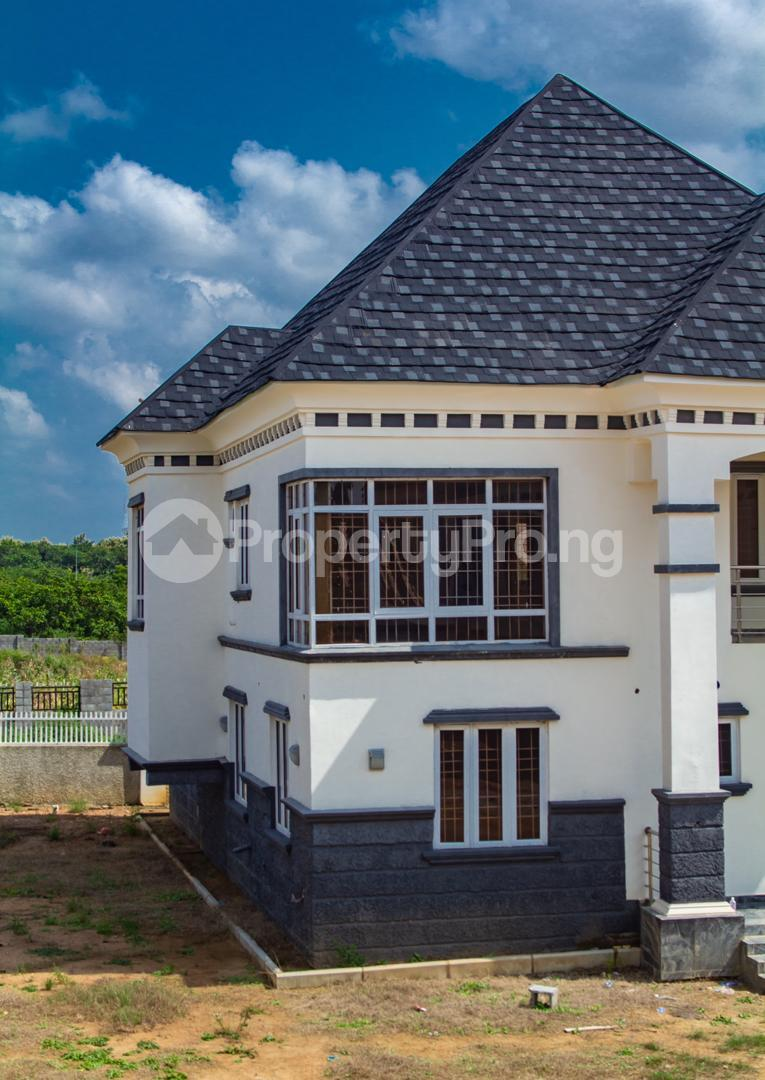 5 bedroom Semi Detached Duplex House for sale Y.m baba Crescent, Karmo District Karmo Abuja - 0