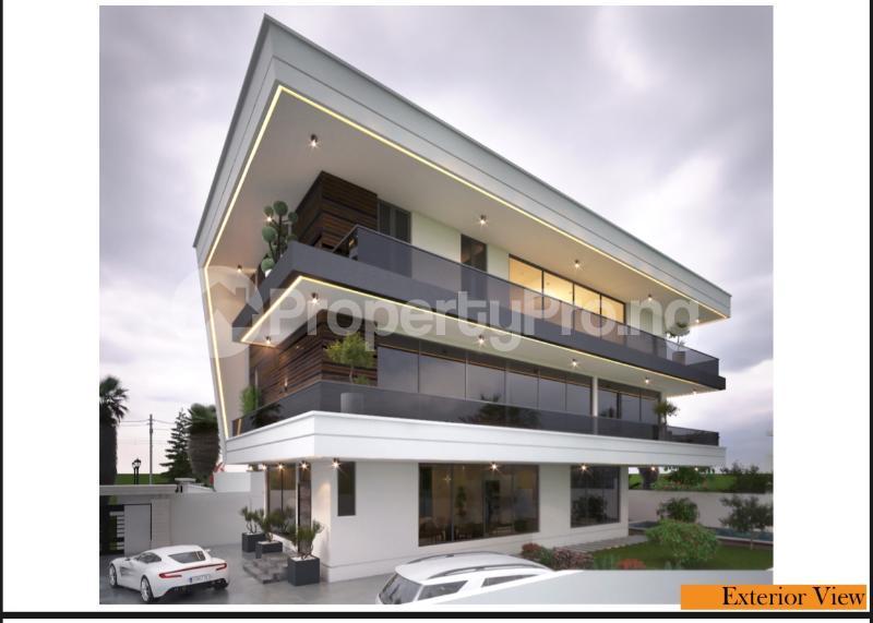 5 bedroom Detached Duplex House for sale 2nd Avenue, Banana Island Banana Island Ikoyi Lagos - 4