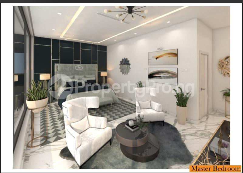 5 bedroom Detached Duplex House for sale 2nd Avenue, Banana Island Banana Island Ikoyi Lagos - 11