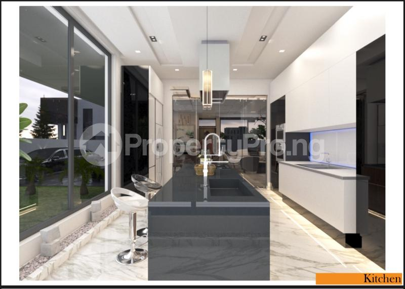 5 bedroom Detached Duplex House for sale 2nd Avenue, Banana Island Banana Island Ikoyi Lagos - 9