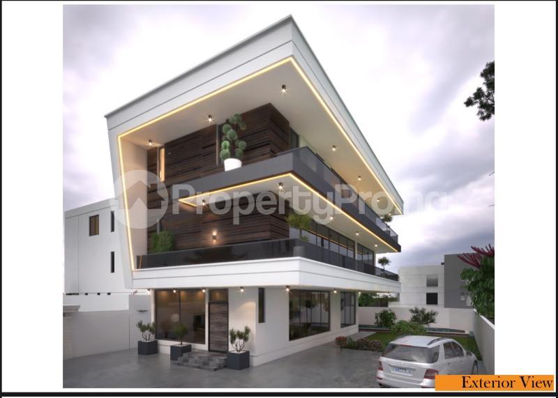 5 bedroom Detached Duplex House for sale 2nd Avenue, Banana Island Banana Island Ikoyi Lagos - 0