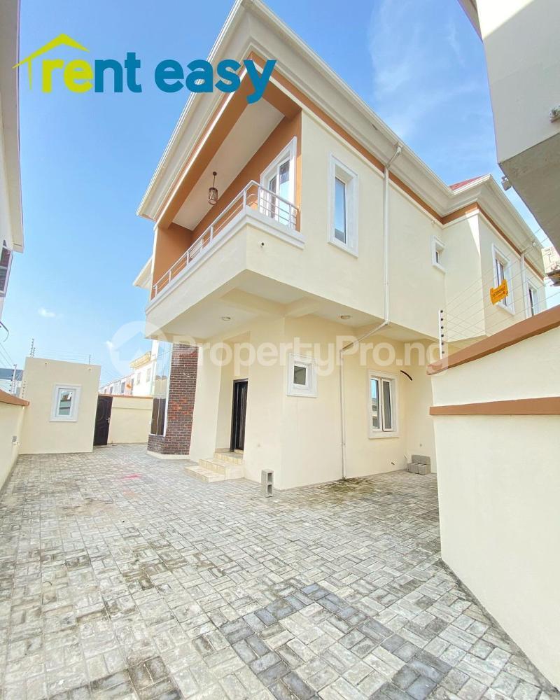 5 bedroom Detached Duplex House for rent Ologolo Lekki Lagos - 0
