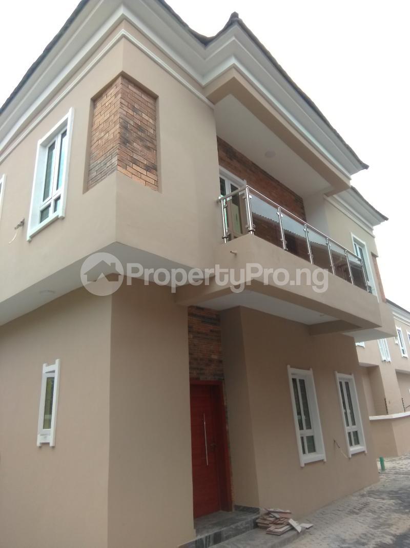 5 bedroom Detached Duplex House for sale Canaan Estate Ajah Lagos - 0