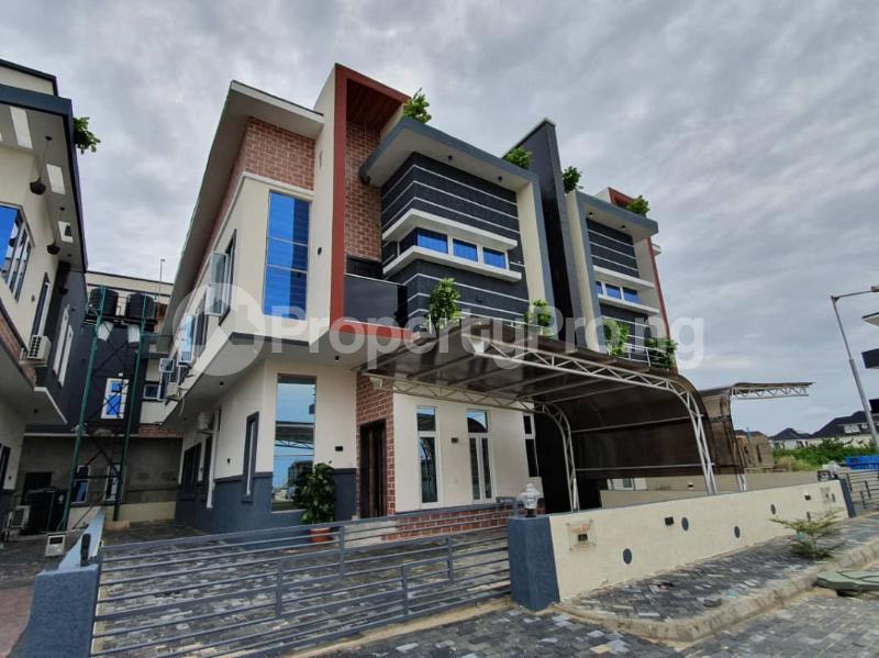 5 bedroom Detached Duplex House for sale Buena Vista Estate by Chevron Toll Gate, Orchid Hotel Road, Lekki, Lagos chevron Lekki Lagos - 0