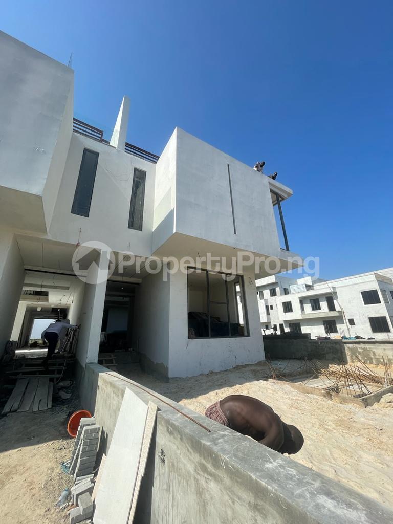 5 bedroom Semi Detached Duplex for sale Ikate Ikate Lekki Lagos - 5