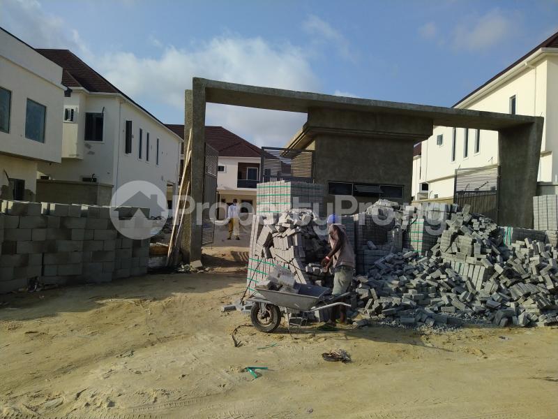 4 bedroom Semi Detached Duplex House for sale ikota Villa Lekki Lagos Ikota Lekki Lagos - 1