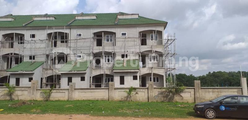 5 bedroom Semi Detached Duplex House for sale Dakibiyu  Jabi Abuja - 0
