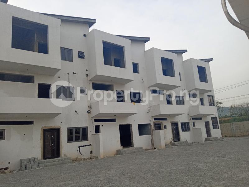 5 bedroom Terraced Duplex House for sale Plot 903 Jahi Abuja - 1