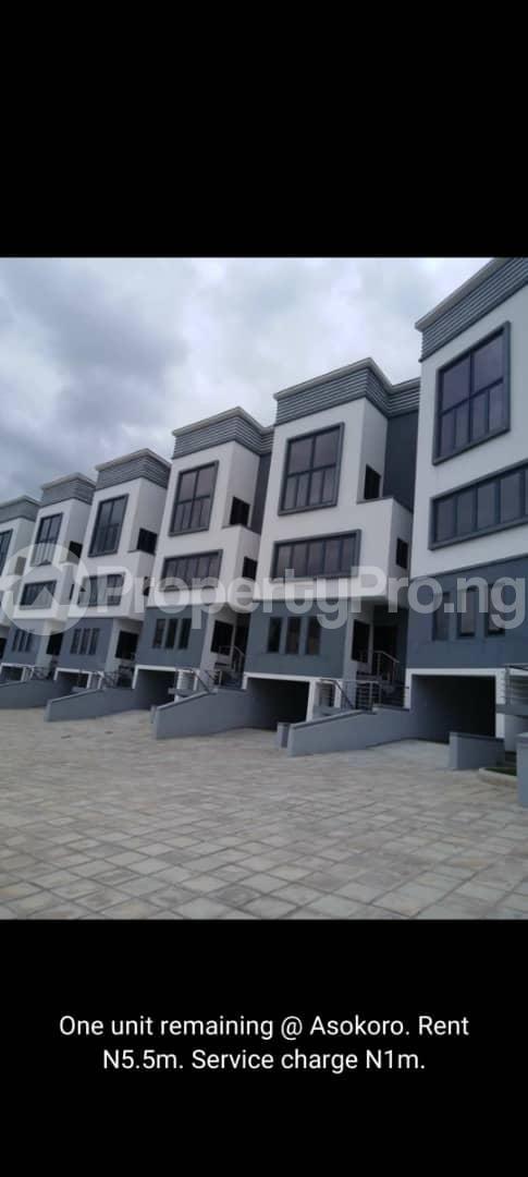 5 bedroom Terraced Duplex House for rent Asokoro Asokoro Abuja - 15