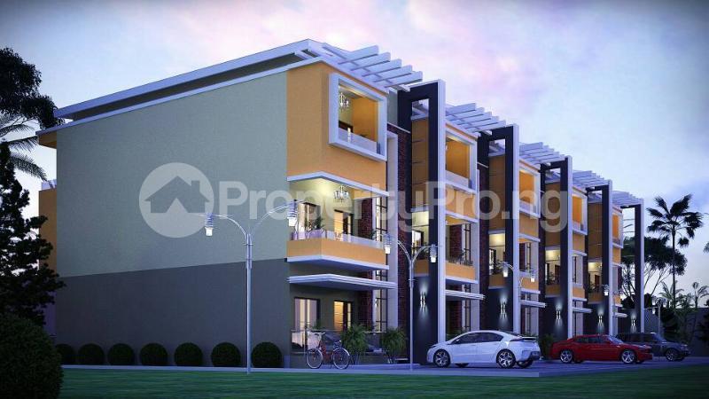 5 bedroom Terraced Duplex House for sale Plot 903 Jahi Abuja - 0