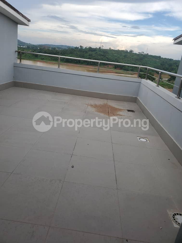 5 bedroom Terraced Duplex House for rent Asokoro Asokoro Abuja - 14