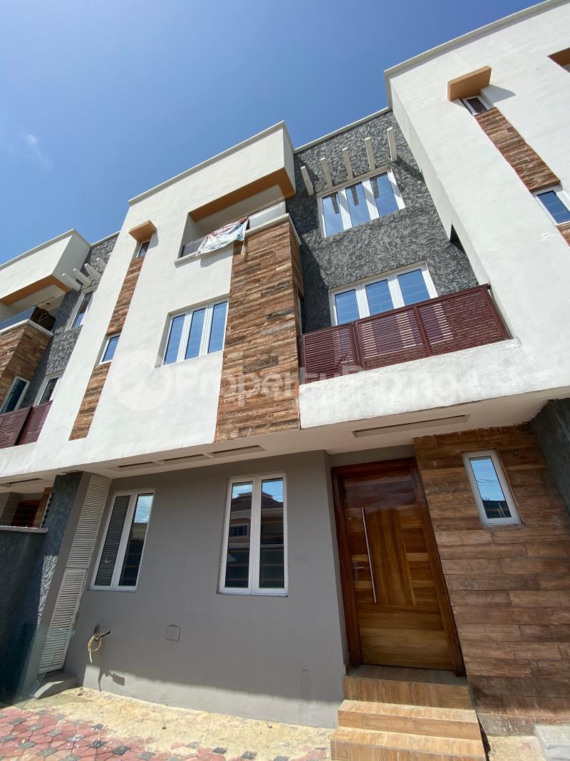 5 bedroom Terraced Duplex House for rent Lekki Phase 1 Lekki Lagos - 1