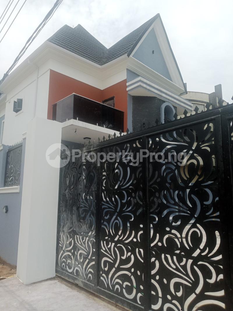 5 bedroom Detached Duplex for sale Ogudu Gra Ogudu GRA Ogudu Lagos - 1