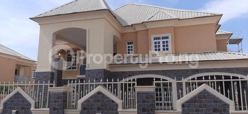 5 bedroom Detached Duplex House for sale Faplin Estate  Dakwo Abuja - 0