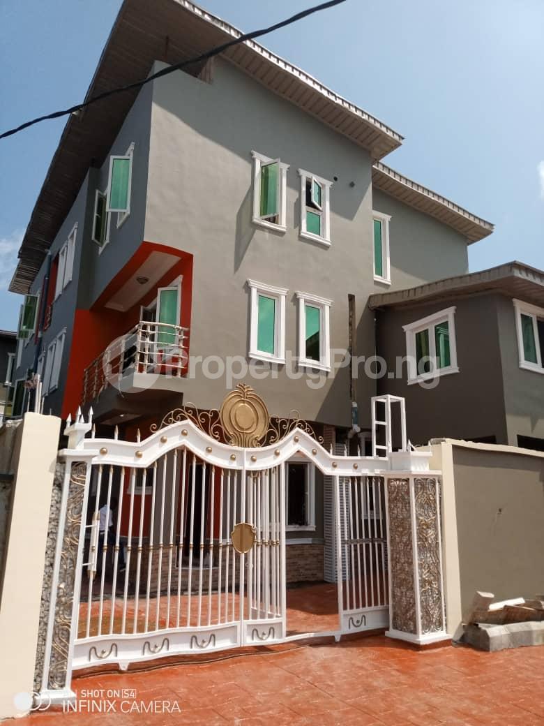 5 bedroom Detached Duplex for rent Bode Thomas Bode Thomas Surulere Lagos - 1