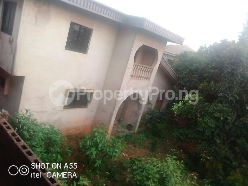 5 bedroom Detached Duplex House for sale Poulty oyinbo Ayobo Ipaja Lagos - 0