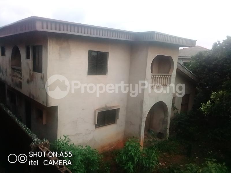 5 bedroom Detached Duplex House for sale Poulty oyinbo Ayobo Ipaja Lagos - 1