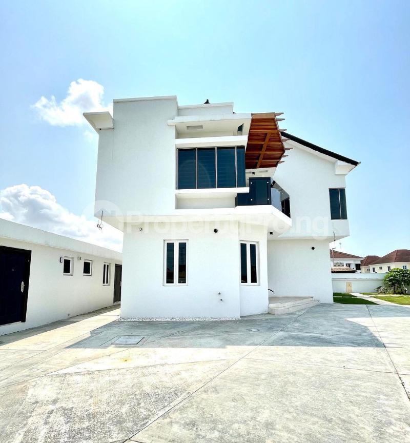 5 bedroom Detached Duplex House for sale Royal Garden Ajah Lagos - 0