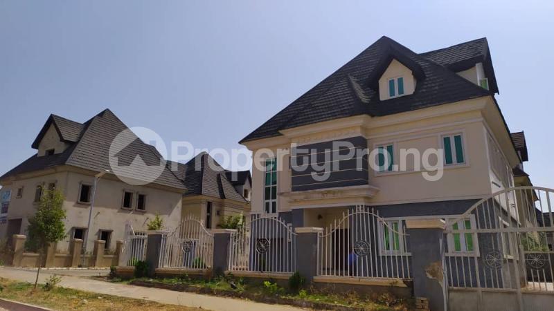 5 bedroom Detached Duplex House for sale Efab Court Nbora Abuja - 4