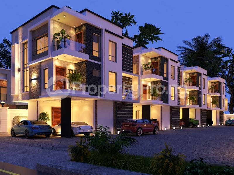 5 bedroom Detached Duplex House for sale ikeja gra  Ikeja GRA Ikeja Lagos - 2