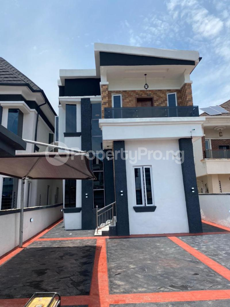 Detached Duplex for sale Ajah Lekki Phase 2 Lekki Lagos - 10