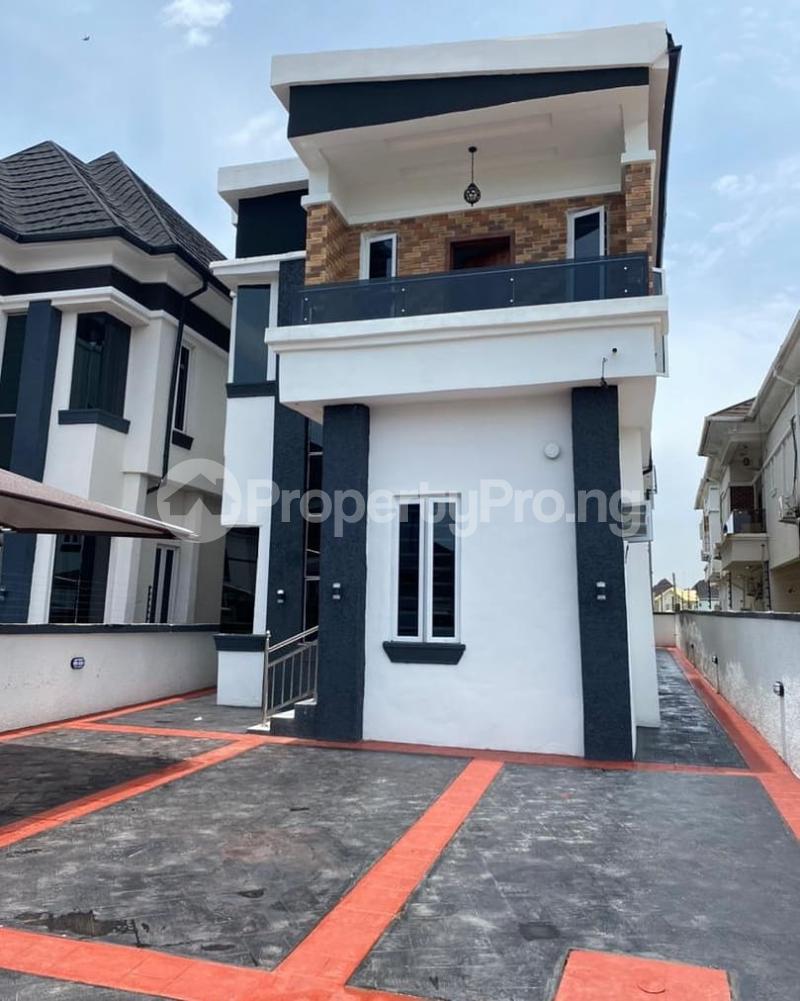 Detached Duplex for sale Ajah Lekki Phase 2 Lekki Lagos - 0