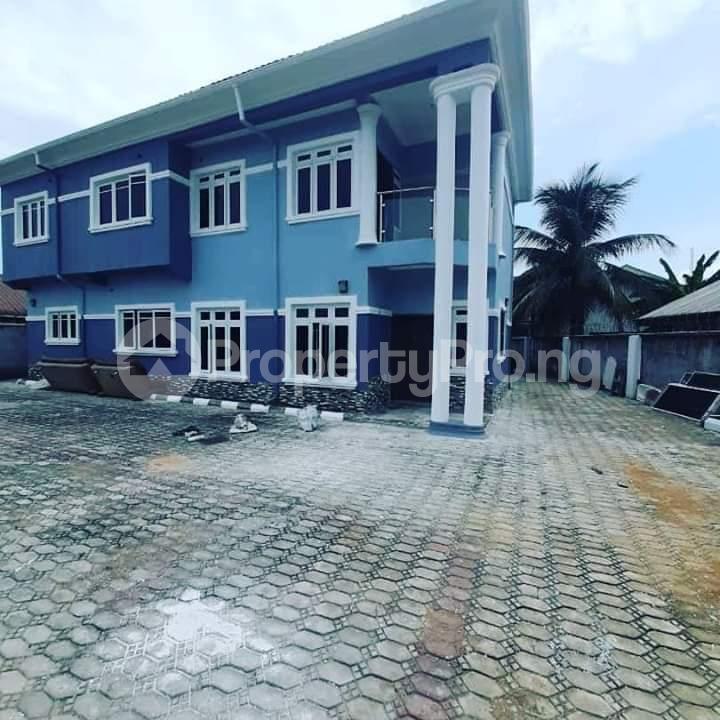 6 bedroom Detached Duplex for sale Sunrise Estate, Rumuodara East West Road Port Harcourt Rivers - 0