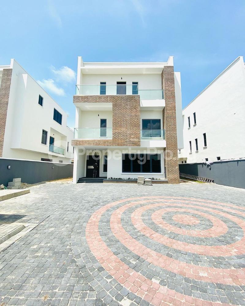6 bedroom Detached Duplex for sale Plot 132 Lekki Phase1 Lekki Phase 1 Lekki Lagos - 0