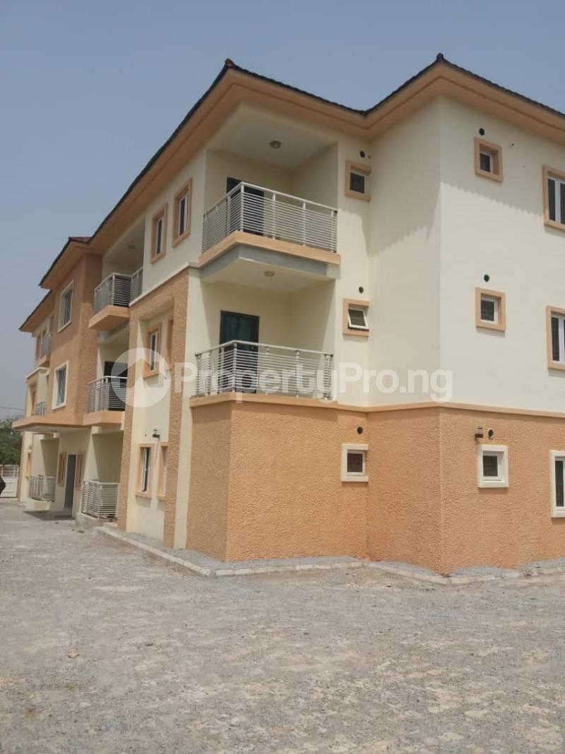 3 bedroom Blocks of Flats House for sale Jabi/Dakibiyu Dakibiyu Abuja - 0