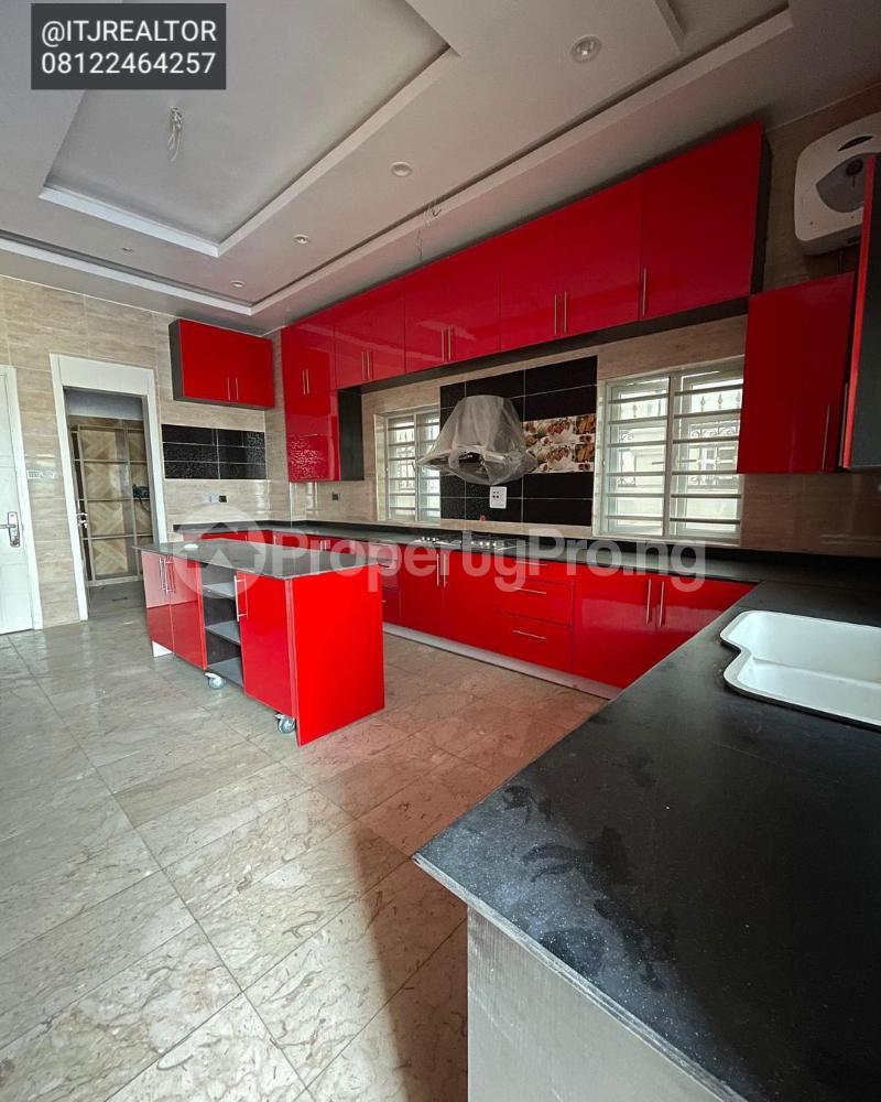 6 bedroom Detached Duplex House for sale Ago palace Okota Lagos - 8