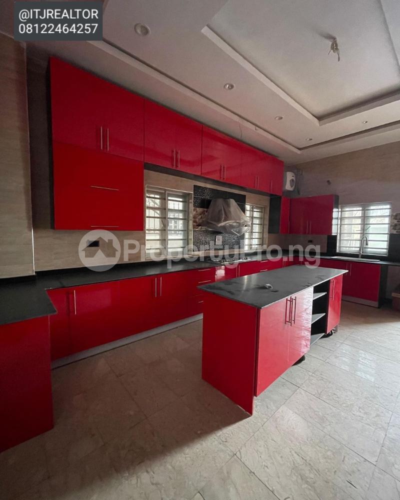 6 bedroom Detached Duplex House for sale Ago palace Okota Lagos - 9