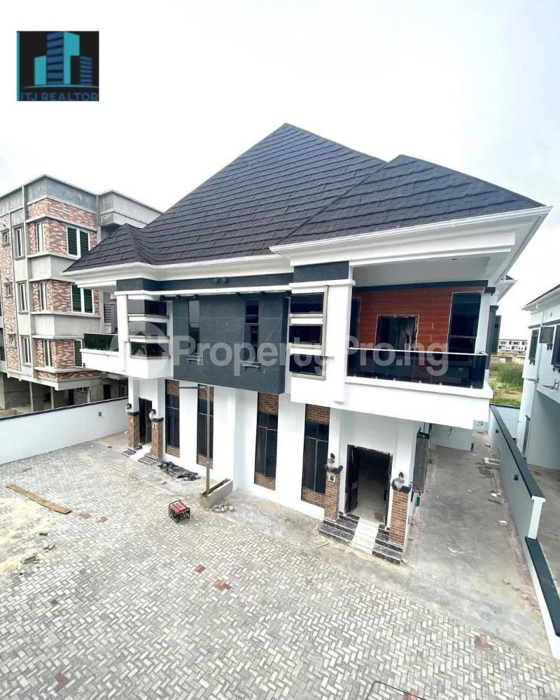 4 bedroom Semi Detached Duplex House for sale Ikate Ikate Lekki Lagos - 10