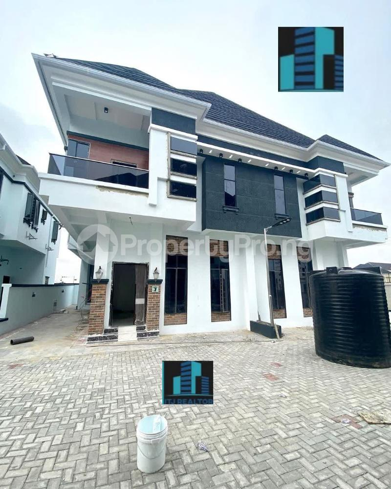 4 bedroom Semi Detached Duplex House for sale Ikate Ikate Lekki Lagos - 9