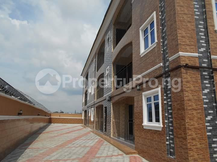 2 bedroom Blocks of Flats House for rent Olorunsogo  Okokomaiko Ojo Lagos - 0