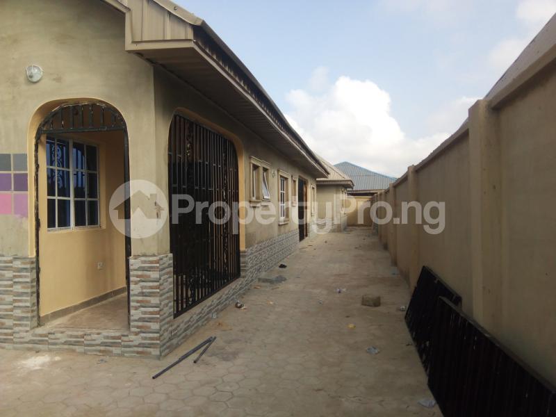 Self Contain Flat / Apartment for rent Adeleke house 1, agbofieti via apata, Ibadan Idishin Ibadan Oyo - 0